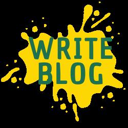 Writeblog logo